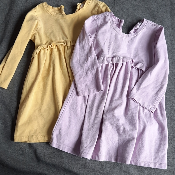3 for $30. 2 Baby Gap dresses